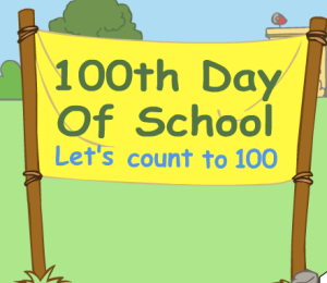 We've been at school 100 days! | Ms. Erna's Technology Lab