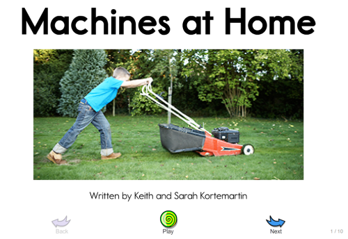 Machines at Home